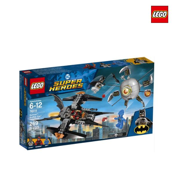 LEGO 레고 Batman Brother Eye Takedown 슈퍼히어로 배트맨 브라더아이 대결 (면세점재고 / 해외구매대행)