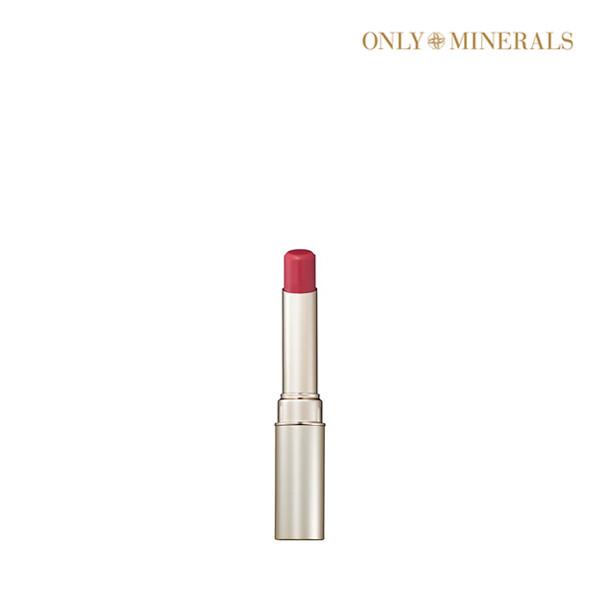 [1+1] ONLY MINERALS 온리 미네랄스 Lip Rouge: Mineral Rouge N 3g 미네랄 루즈 N #Apricot (면세점재고 / 해외구매대행 / 유통기한: 21년 07월 31일까지)