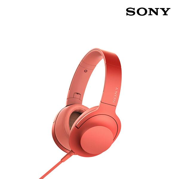 SONY 소니 MDR-H600A/R 헤드폰 #트와일라잇 레드 twilight red (면세점재고 / 해외구매대행)