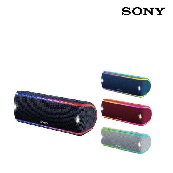 SONY 소니 SRS-XB31 무선 블루투스 스피커 3 colors (면세점재고 / 해외구매대행)