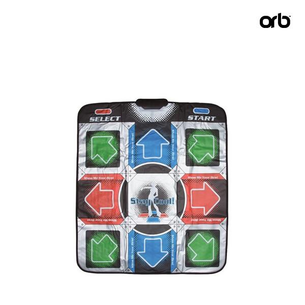 ORB GAMING 오브게이밍 Mat Dance 110 Songs 매트 댄스 110곡  (면세점재고 / 해외구매대행)