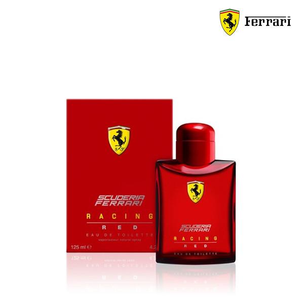 FERRARI 페라리 SCUDERIA RACING RED 125ml (면세점재고 / 해외구매대행)