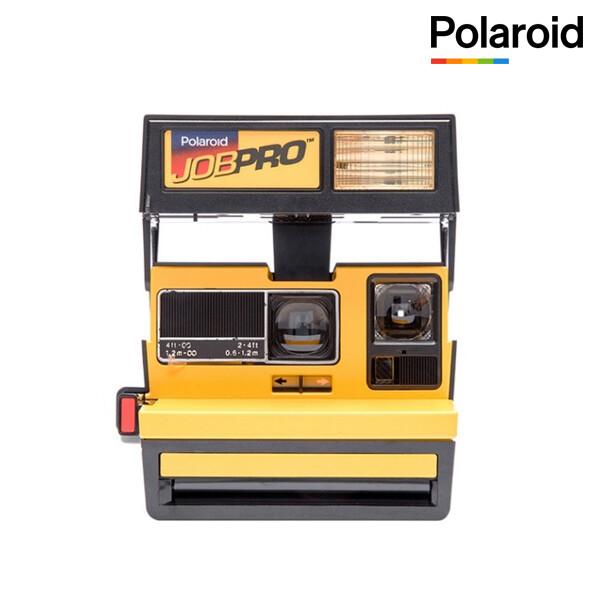 폴라로이드 오리지날 600 잡프로 즉석카메라 Job Pro