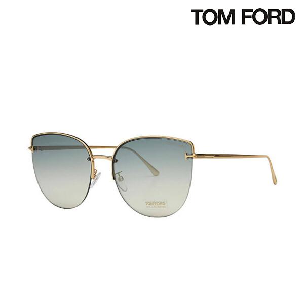 TOMFORD 톰 포드 선글라스 TF0719K/30G/19 2290002537743 (면세점 재고 / 국내 발송)