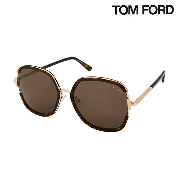 TOMFORD 톰 포드 선글라스 TF0809K/52E/20 (면세점 재고 / 국내 발송)