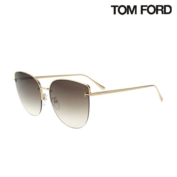 TOMFORD 톰 포드 선글라스 TF0719K/30B/19 (면세점 재고 / 국내 발송)