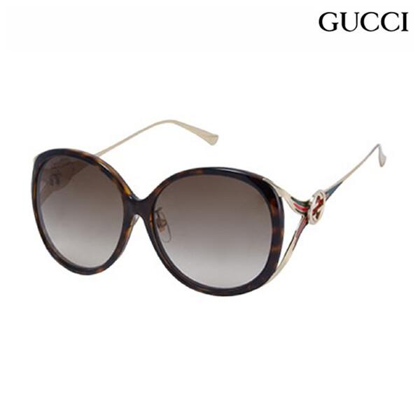 GUCCI 구찌 선글라스 GG0226SK-003 (면세점 재고 / 국내 발송)