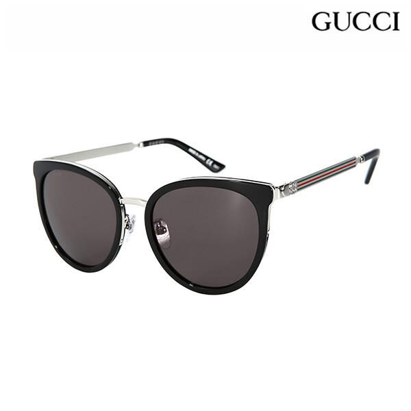 GUCCI 구찌 선글라스 GG0077SK-002 (면세점 재고 / 국내 발송)