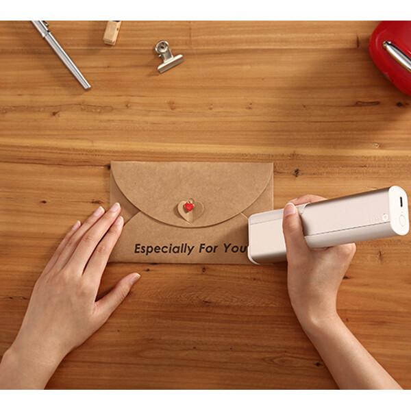 [박스만개봉] EVEBOT 핸드용 프린트펜 (소형로고/프린터/미니프린터/타투/3000회사용)