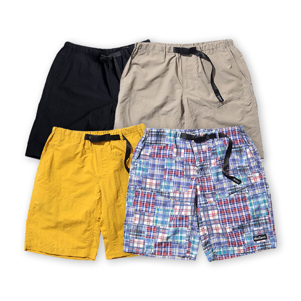 WILD THINGS CAMP SHORTS  캠프 쇼츠 4color