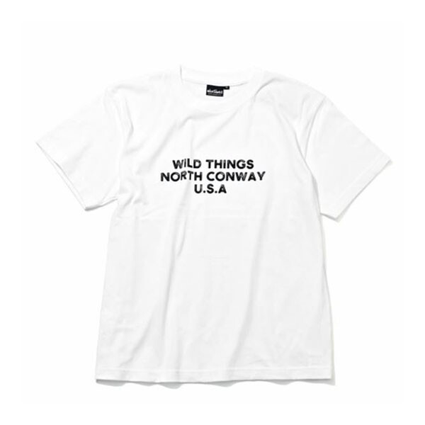WILD THINGS PLACE TEE 반팔 상의 4color