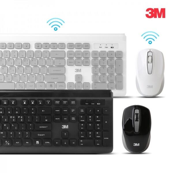 3M MK-150 무선 키보드 마우스 세트
