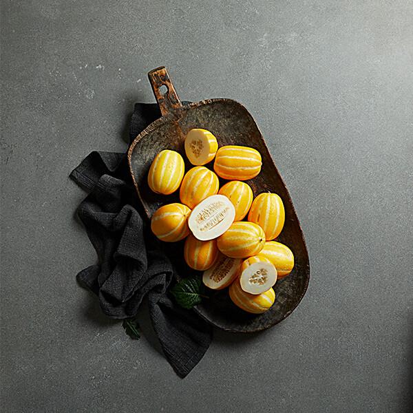 [대한민국1%] 진짜맛있는과일 진.맛.과 X 리씽크 콜라보 단독기획구성! 프리미엄 성주 스마트 꿀 참외 사전예약출고!_리씽크팀