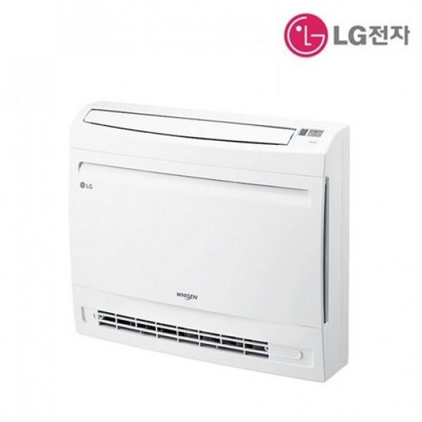 LG 휘센~콘솔 인버터 에어컨 냉난방기 시스템에어컨 QW0320A2S 8평 냉난방전용 (실외기포함/수도권지역만 배송가능)