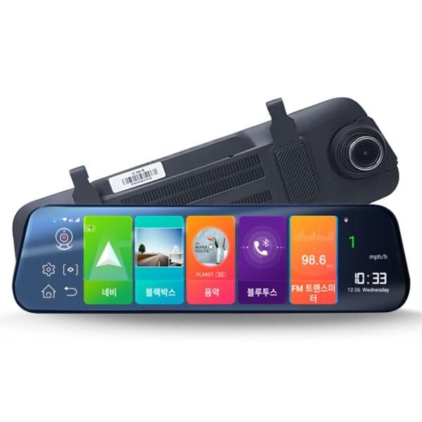 룸미러 태블릿PC + 블랙박스 내장 초특가! ★네비게이션 + 블랙박스 + 후방카메라 + 핸즈프리★ (32GB, 64GB)