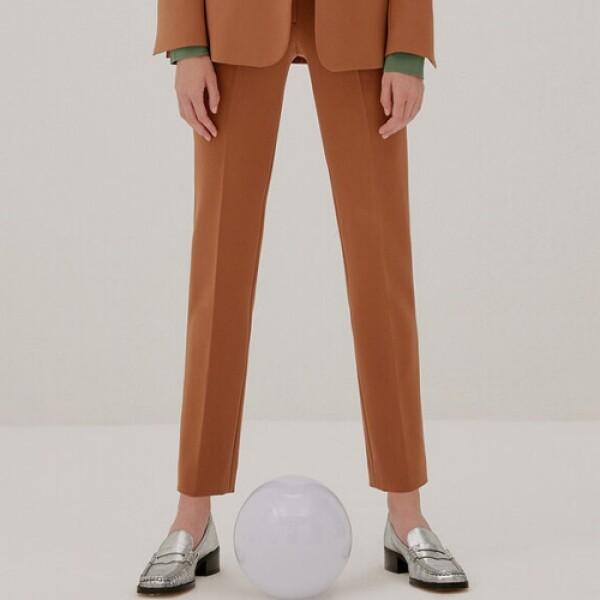 Slim Straight Trousers 핏 좋은 여성팬츠(4 color)