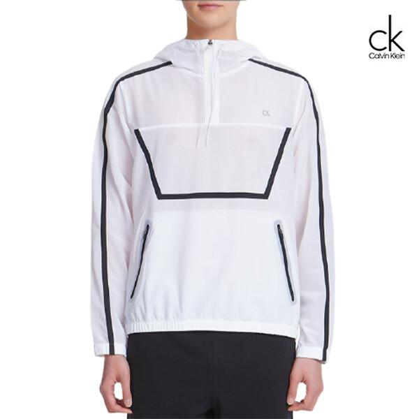 Calvin Klein 캘빈클라인 남성 엑스레이 테크 아노락 4MS9O540100 (화이트)