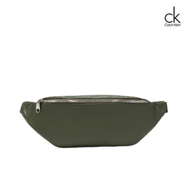 Calvin Klein 캘빈클라인 마이크로 페블 스트리트 팩 슬링백 HH2208Q6000 (카키)