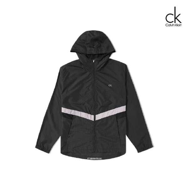 Calvin Klein 캘빈클라인 남성 라이트 에어 맥스 싱글 재킷 4MS0O603 (블랙)