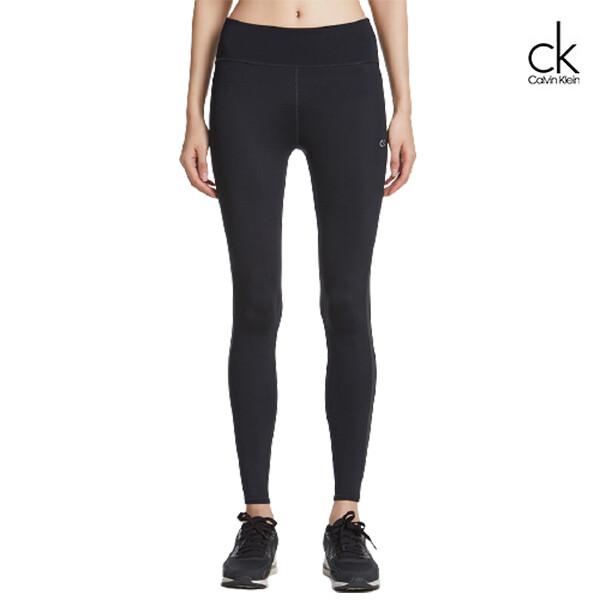 Calvin Klein 캘빈클라인 여성 엑스 레이 컬러 테이프 7/8 레깅스 4WS9L659-007(블랙)