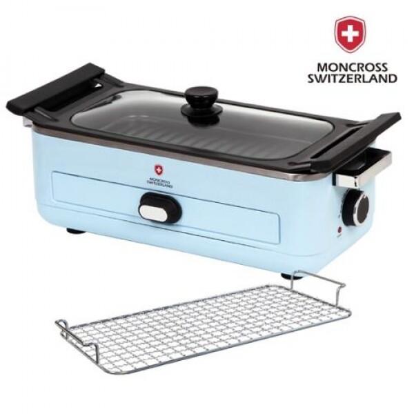 스위스 몽크로스 프라젠 BBQ 전기그릴 EGK-MGO85000