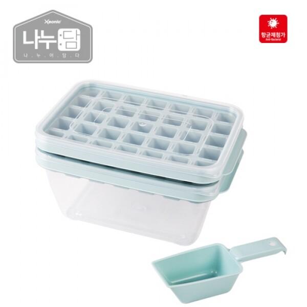 제오닉 나누담 항균 얼음트레이 보관용기 4종세트