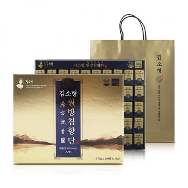옻가네 김소형 원방침향단 100환 3.75g x 100환 (유통기한:2023-06-28)