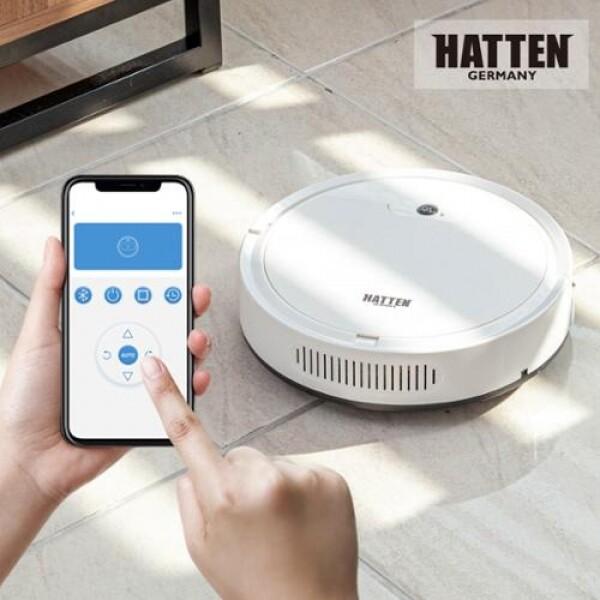 하텐 스마트 로봇 청소기 DSG-GR-8001