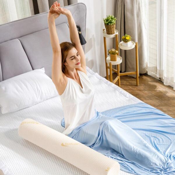 MO.SLEEP 모슬립 프리미엄 냉감 쿨링 패드 (SS 110 x 200 x 10, Q 150 x 200 x 10, K 160 x 200 x 10)