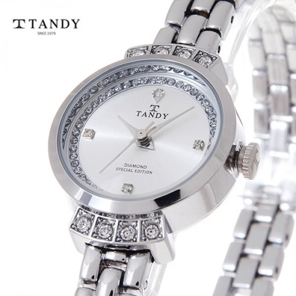 탠디 프린세스다이아몬드 여성메탈시계 T-4021_리씽크팀