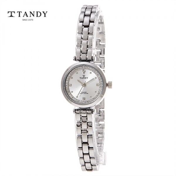 탠디 티아라 다이아몬드 여성메탈시계 T4020_리씽크팀