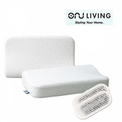 오앤유 스텐다드 3D 베개 (인체공학적설계/곡선형구조/맥반석&황토/메모리폼)