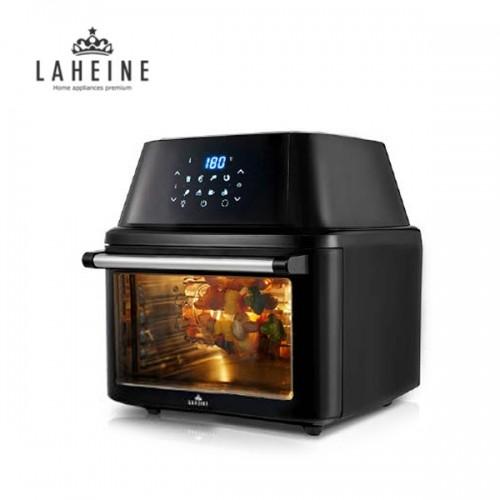 라헨느 더 퀸 오븐 에어프라이어 로티세리 16L 블랙 LOVA-9000B