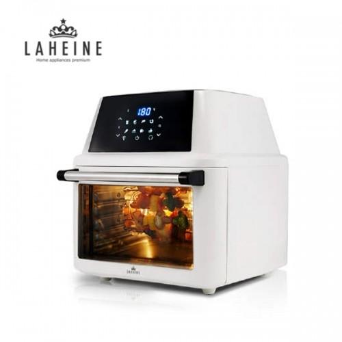 라헨느 더 퀸 오븐 에어프라이어 로티세리 16L 화이트베이지 LOVA-8000Y