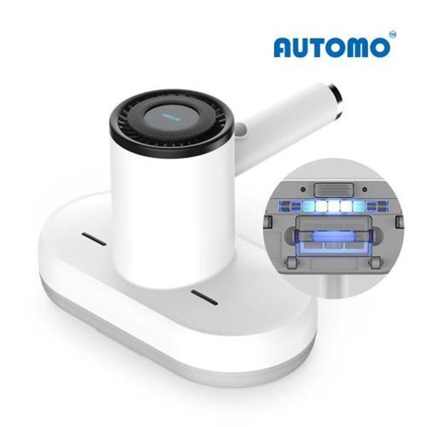 [Automo] 오토모 2in1 UV-C램프 자외선 3초살균 무선 침구청소기 NO,A1