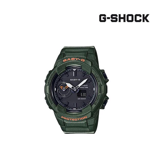 G-SHOCK 지샥 G SHOCK WATC G-SHOCK WATC Fashion watch 시계 (BGA-230S-3ADR)