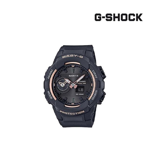 G-SHOCK 지샥 G SHOCK WATC G-SHOCK WATC Fashion watch 시계 (BGA-230SA-1ADR)