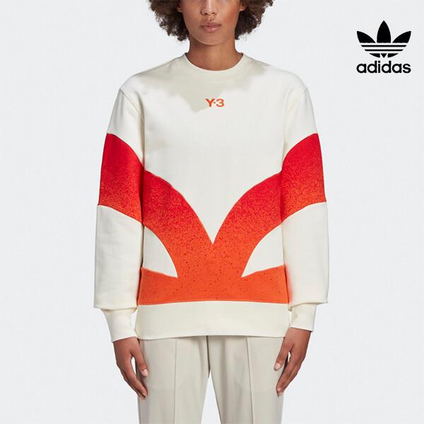 뉴욕 센추리21 X 리씽크 공식 리미티드에디션! 아디다스 X Y-3 CH2 sweatshirt 여성 스웨트셔츠  GK4864
