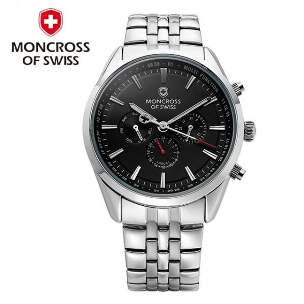 스위스 명품 MONCROSS 남성시계 MS3810M (블랙,블루)