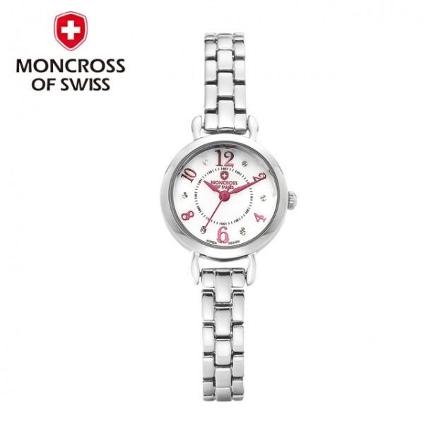 스위스 명품 MONCROSS 여성시계 MS8450 (핑크,블루)