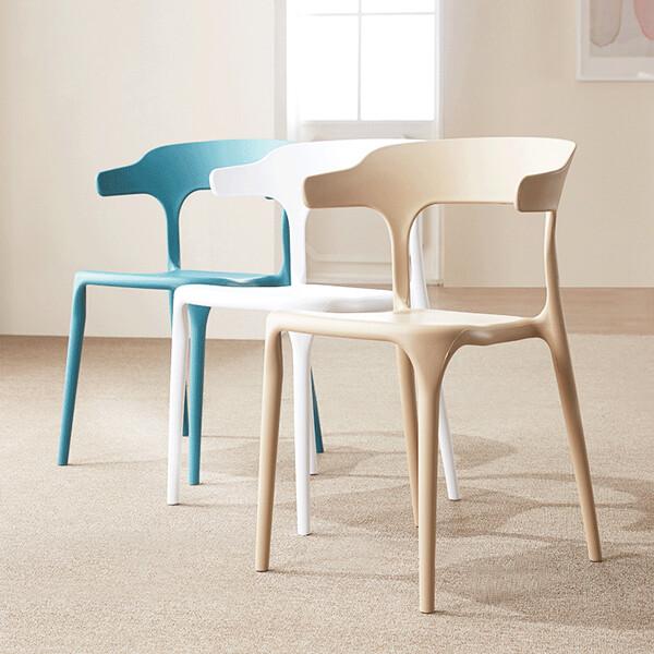 마스 인테리어 식탁의자 1+1(교차선택가능)
