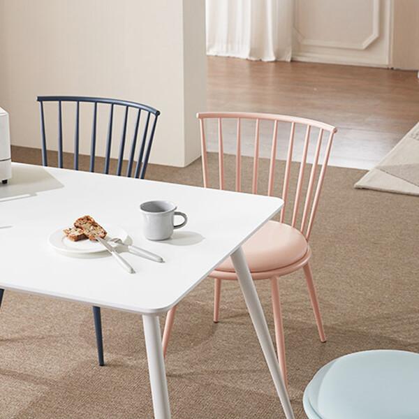 리드 인테리어 식탁의자 세트 (식탁+의자4개 셋트구성)