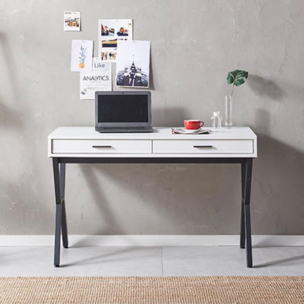 멜버른 심플 수납형 테이블/책상