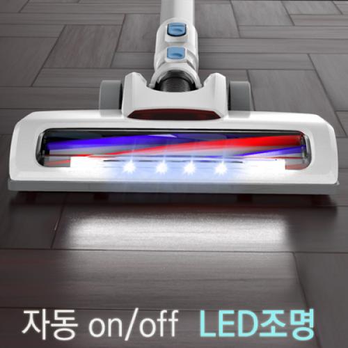 LG정품배터리 차이슨 무선청소기 Q10 플러스 선착순 침구브러쉬+카펫브러시+헤파필터 증정