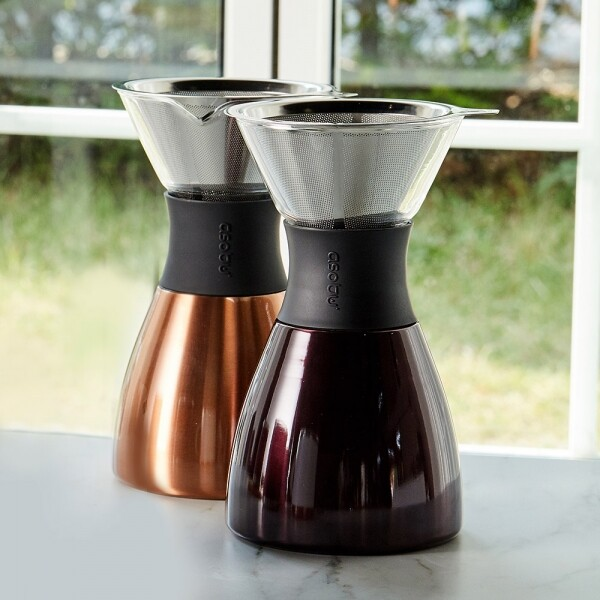 누구나 어디서는 손쉽게 핸드드립 커피를~ 캐나다 아소부 푸어오버 커피메이커
