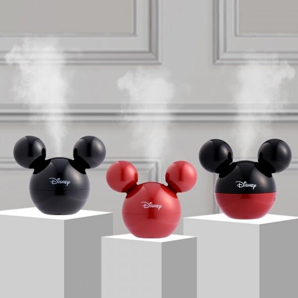 디즈니 미키마우스 가습기(레드, 블랙, 레드블랙)