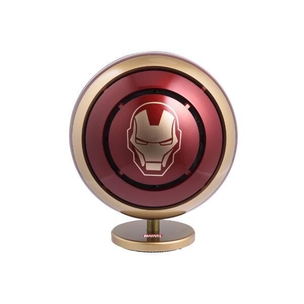 에어비트 휴대용 블루투스 스피커 탑재 공기청정기 (아이언맨, 캡틴아메리카, 블랙팬서)