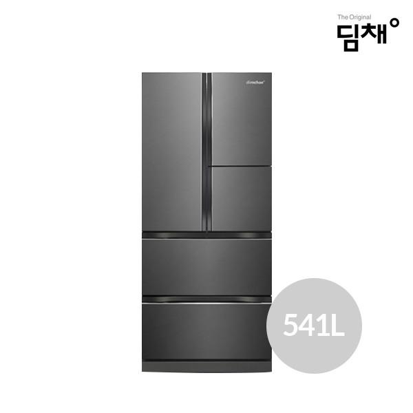 2020년형 위니아딤채 고메스페이스 최고급형 김치냉장고 BDP55DVGSB (541L/에너지효율1등급/인버터절전컴프레서)