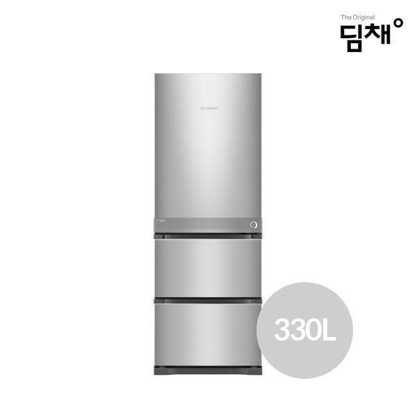 [깜짝세일~10/20까지]  2020년형 위니아딤채 김치냉장고 BDT33DQMPSS (330L/에너지효율2등급/인버터절전컴프레서)
