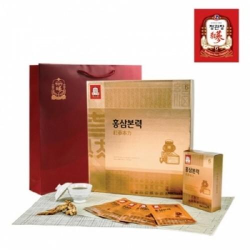 정관장 홍삼본력 40ml x 30포